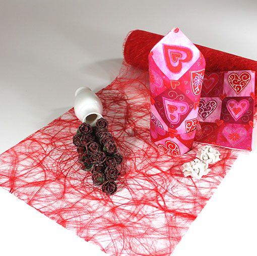 Borddækning til Valentinsdag  #RomantiskMiddag #RomantiskBorddækning #Valentinsdag