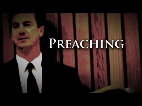 """http://www.thetruthabout.net/video/Preaching """"The Truth About... Preaching"""" covers the role that preaching and teaching plays in the lives of Christians. How can Christians benefit from hearing and participating in preaching and teaching? We live in a world of religious confusion. Worship has become more about the individual than about God. But in the midst of the confusion, the Bible remains clear."""
