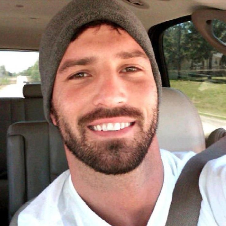 Nice #beard and smile.