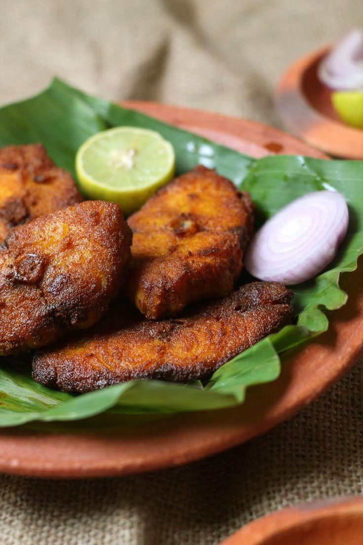 Kerala fish fry meen varuthathu recipe simple for Easy fish fry recipe