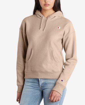 033e78e3e446 Champion Reverse-Weave Fleece Hoodie - Brown XXL   Products in 2019    Fleece hoodie, Champion hoodie women, Hoodies