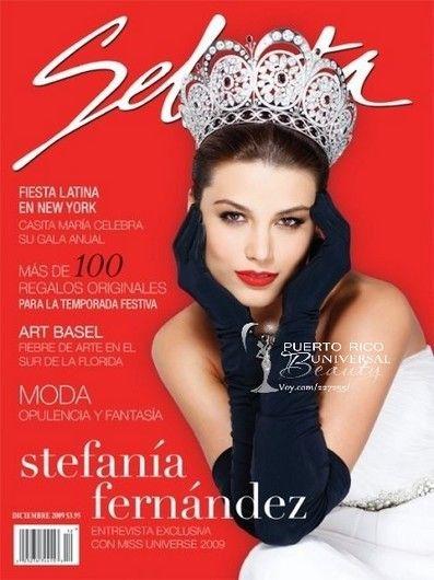 Stefanía Fernández, Miss Universe 2009. #StefaniaFernandez #MissUniverse #MissUniverso #MissUniverse2009 #MissUniverso2009 #MissVenezuela
