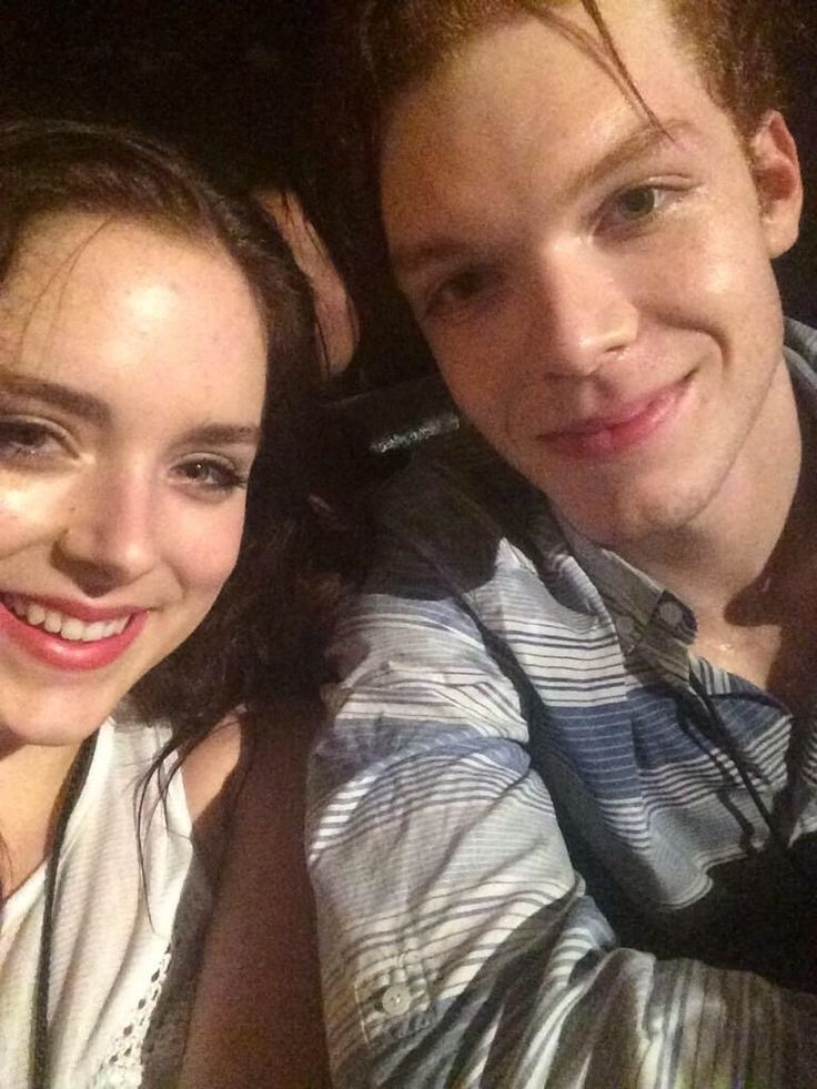 @CameronMonaghan: I found Ethel! She was at #HalloweenHorrorNights at Universal Studios! @MadMadieD
