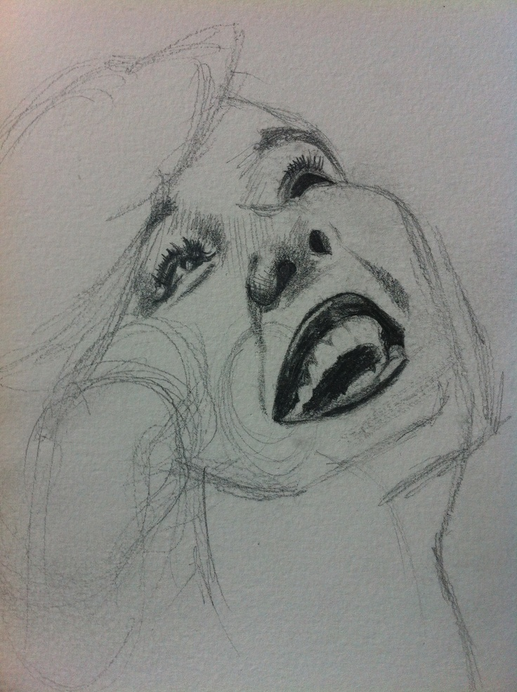 Pencil sketch, 2010