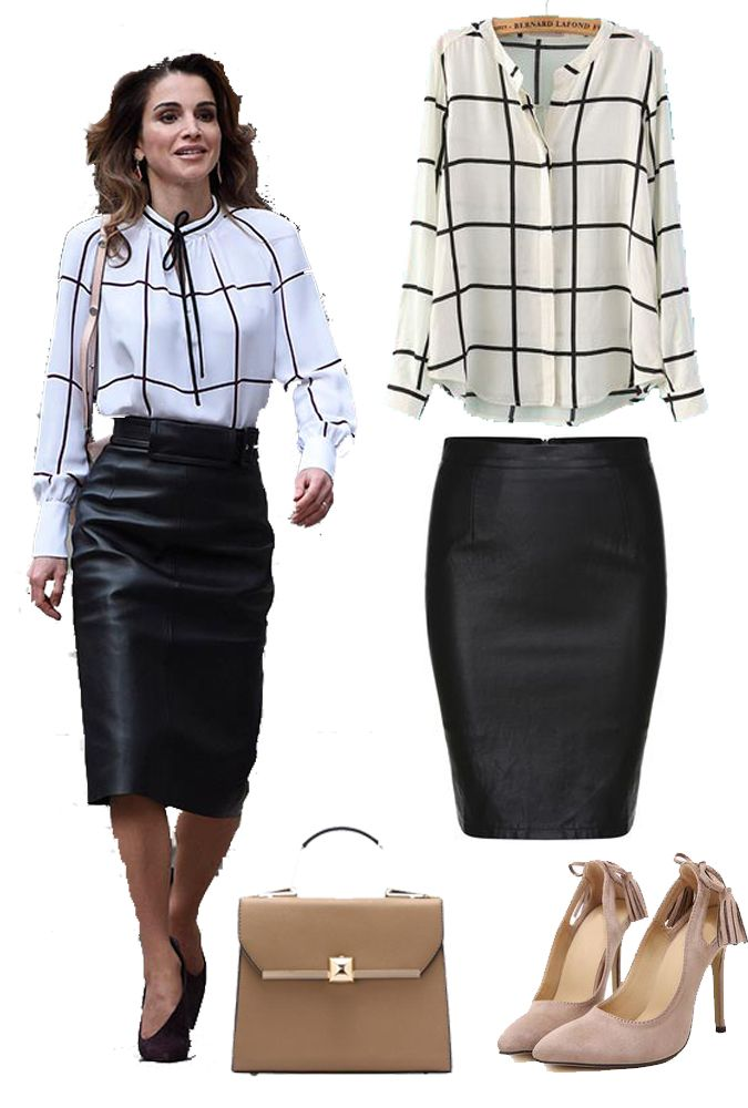 Get the looks: Rania de Jordania - Mi Vestido Azul |Fashion and Lifestyle Blog | By Lourdes BuesoMi Vestido Azul |Fashion and Lifestyle Blog | By Lourdes Bueso