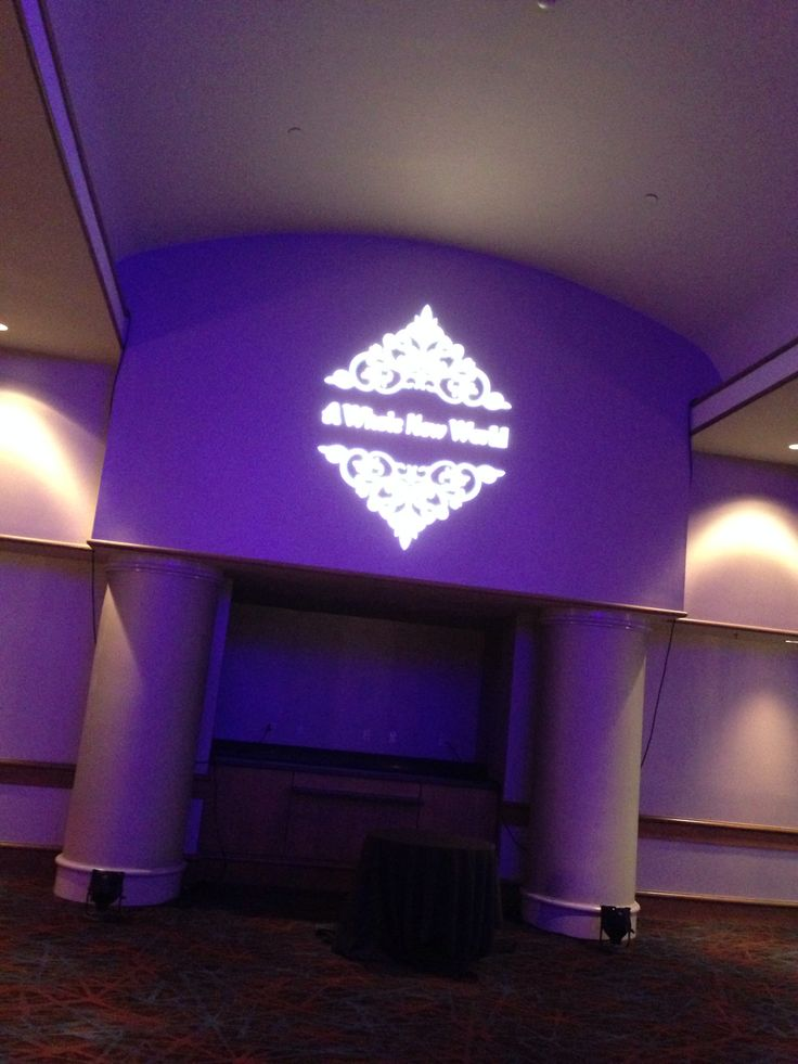 Spain Park High School. 2014 prom gobo in prefunction area (outside of ballroom) & 8 best Stage Lighting Store images on Pinterest | Stage lighting ... azcodes.com