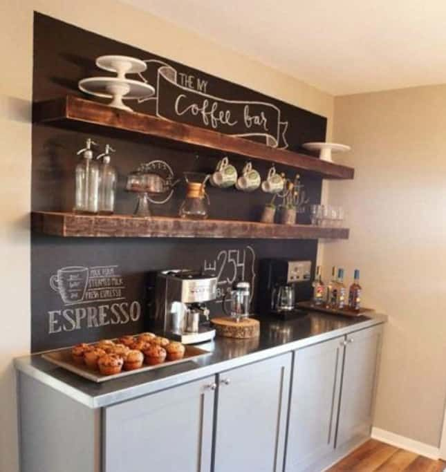 49 Exceptional Diy Coffee Bar Ideas For Your Cozy Home Church