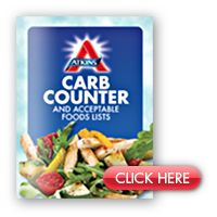 Carb Counter: Discover The Atkins Carbohydrate Counter | Atkins