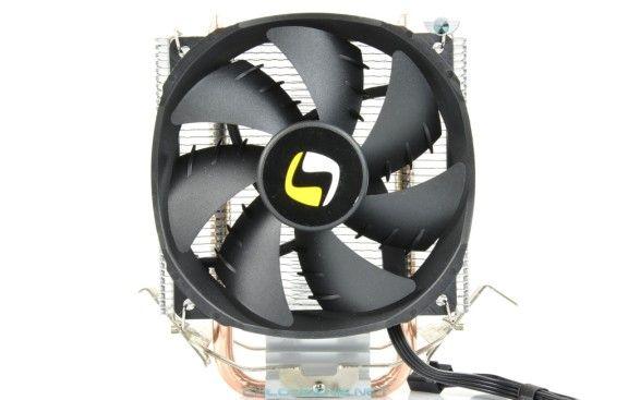 Test nowego ekonomicznego coolera CPU - SilentiumPC Spartan LT HE922.