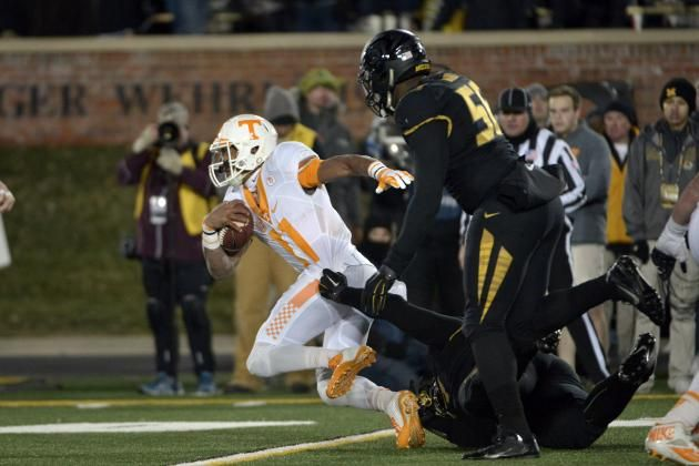 Tennessee vs. Vanderbilt Odds & Prediction