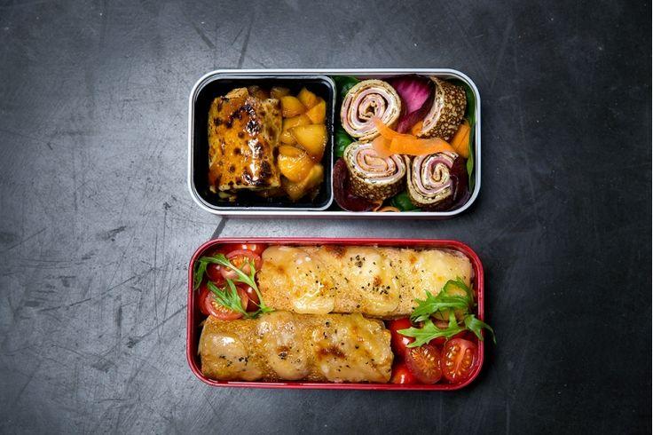 Простые и необычные рецепты обедов, которые можно взять с собой на работу!