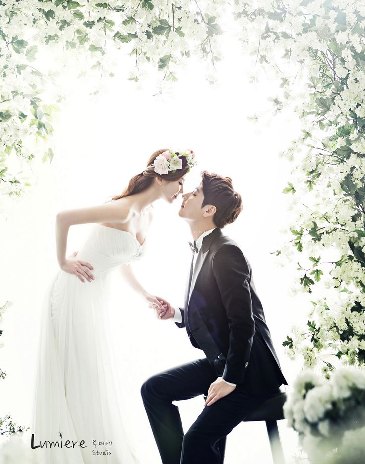 nice and natural pre wedding session in Korea