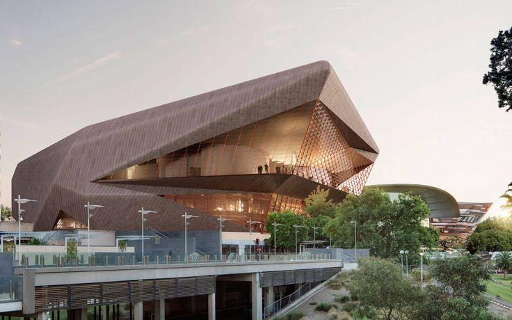 Adelaide Convention Centre - larson ®  - Adelaide (AUSTRALIA)