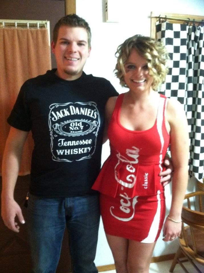 Easy original couples costume! | Wisconsin Humor .  sc 1 st  Superstarfloraluk.com & Images of Easy Duo Costumes - #SpaceHero