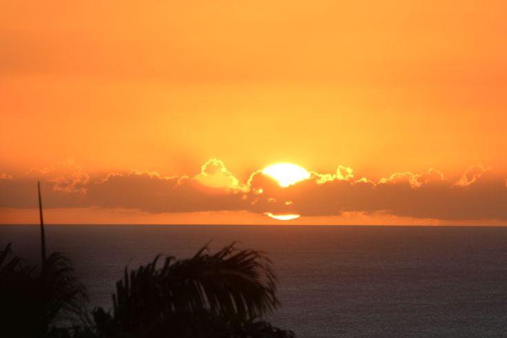 Montserrat Sunset