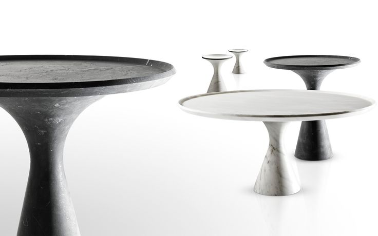Marble Stool and Table | Kreoo