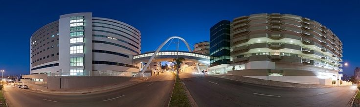 Wayne Biotech - Centro de Pesquisa Farmaceutica  e Hospital Memorial  Bruce Wayne