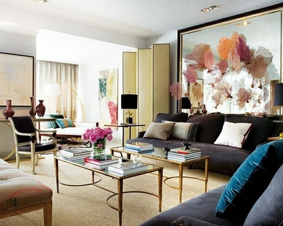 stylish living room comfortable. Contemporary Stylish Came Across This Glorious Madrid Apartment Via Nuevo Estilo Week And  Just Had To Share It With You I Love All The Glamorous Touc For Stylish Living Room Comfortable