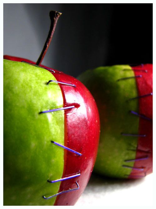 apple genes spliced