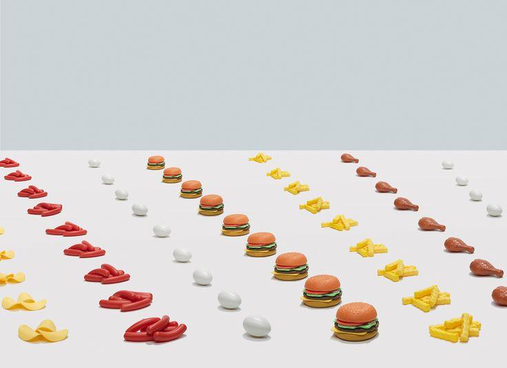 fast food: Fantl Photography, Strips Meals, Minis Food, Still Life, Artists Justin, Justin Fantl, Food Photography, Fast Food, Food Art