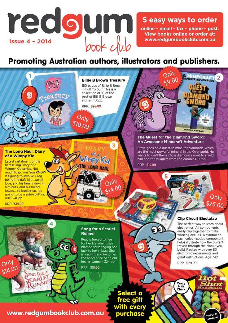 ISSUU - Redgum Book Club Home Catalogue November 2014 by Redgum Book Club