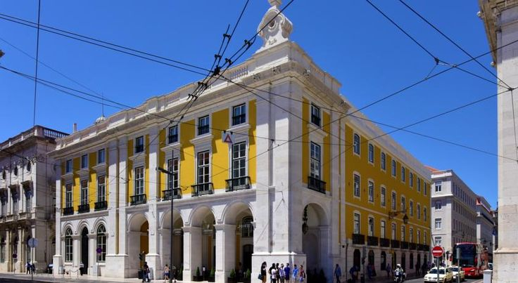 Booking.com: Pousada de Lisboa - Small Luxury Hotels Of The World , Lisbon, Portugal  - 943 Guest reviews . Book your hotel now!