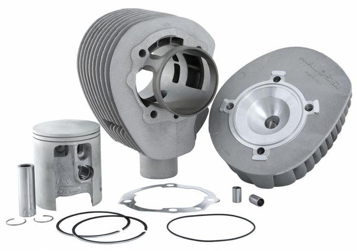 Gruppo Termico alluminio 68,5 Malossi MHR sp.16 per PIAGGIO VESPA PX 200 2T