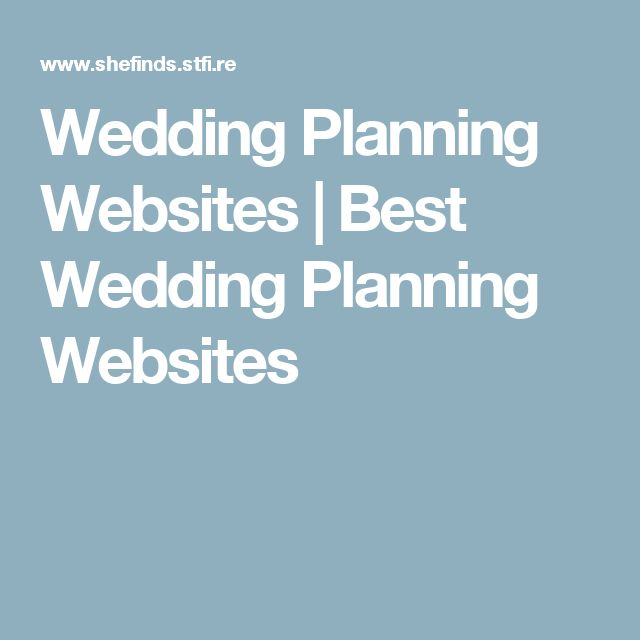 Wedding Planning Websites   Best Wedding Planning Websites