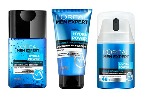 L'oreal Paris Men Expert Hydra Power  #MenExpert#HydraPower#Loreal