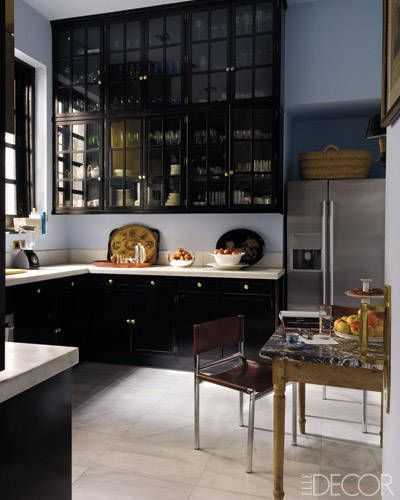 Black Kitchen Images: 403 Best Images About Kitchens-Gray, Black, Other On