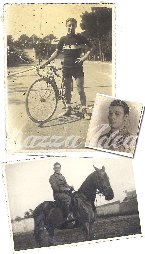 mio nonno, una vera fotografia vintage