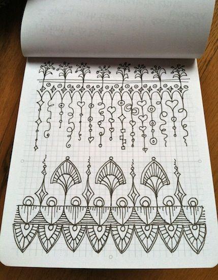 bendiciones visuales: Mientras tanto ... Doodle