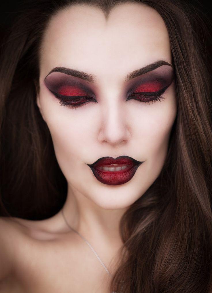 17 Best ideas about Halloween Makeup Vampire on Pinterest ...