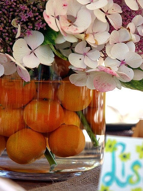 Best fruit floral table settings centerpieces scapes