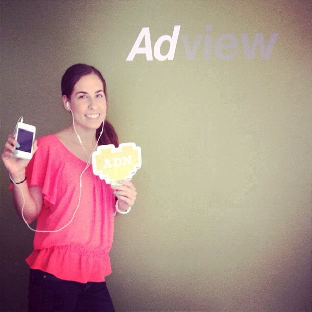 Karina Gutiérrez - Account Manager #adview #adacto