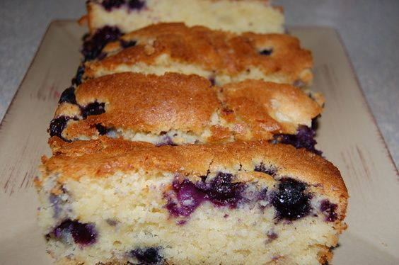 A lovely light cake that can be served warm for dessert or cold for afternoon tea.