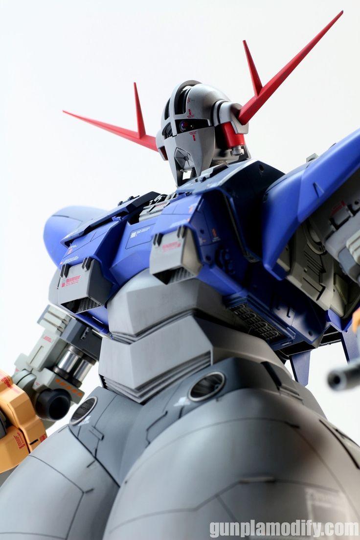 Modeler: Ver Ma Base Kit/Grade: MG Zeong Build Title: N/A Country: Japan