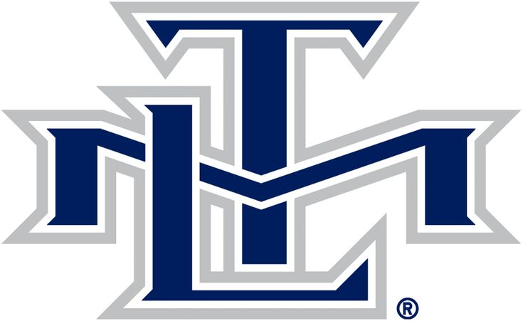 Toronto Maple Leafs Alternate Logo (2001) - An intertwined TML in blue, white, and silver