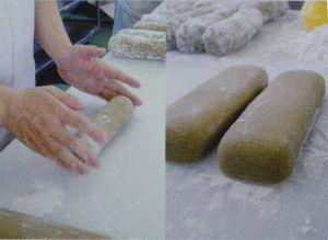 かんころ餅(プレーン)長崎産の特別栽培さつまいも100%で作った、地元で人気のかんころもちです。甘藷ゆで干し(長崎産)、きび粗糖、もち米、馬鈴薯でんぷん