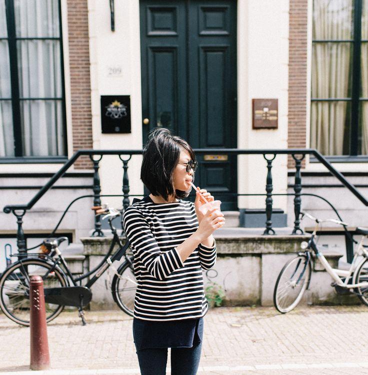 Amsterdam Tipps: Essen und Trinken // Guide