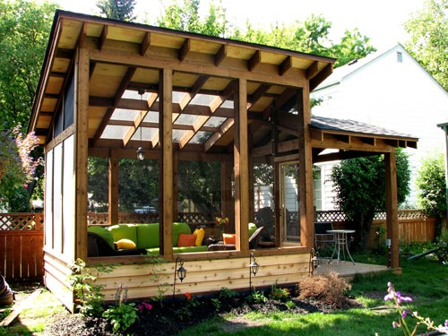 Google image result for for Large screens for porches