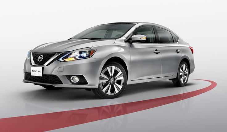 Nissan Sentra 2017 lateral
