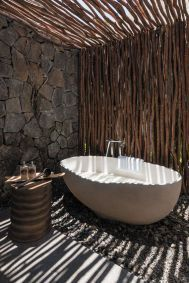 The New Rocket Stove Fire Bathtub Gets A Cobbing With Images