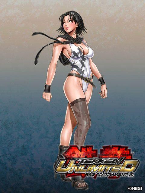 Tekken Tag Tournament 2 by Shunya Yamashita