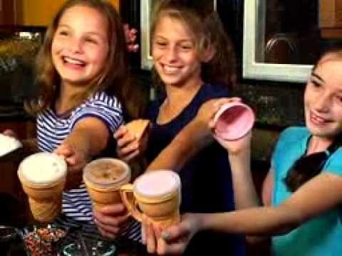 Ice Cream Commercial