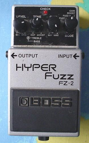 boss hyper fuzz pedal another must have soundy fuzz pedalboard guitar pedals. Black Bedroom Furniture Sets. Home Design Ideas