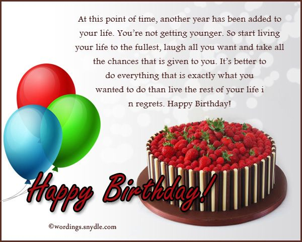 14 best images about Birthday Wishes, Messages and Quotes ...