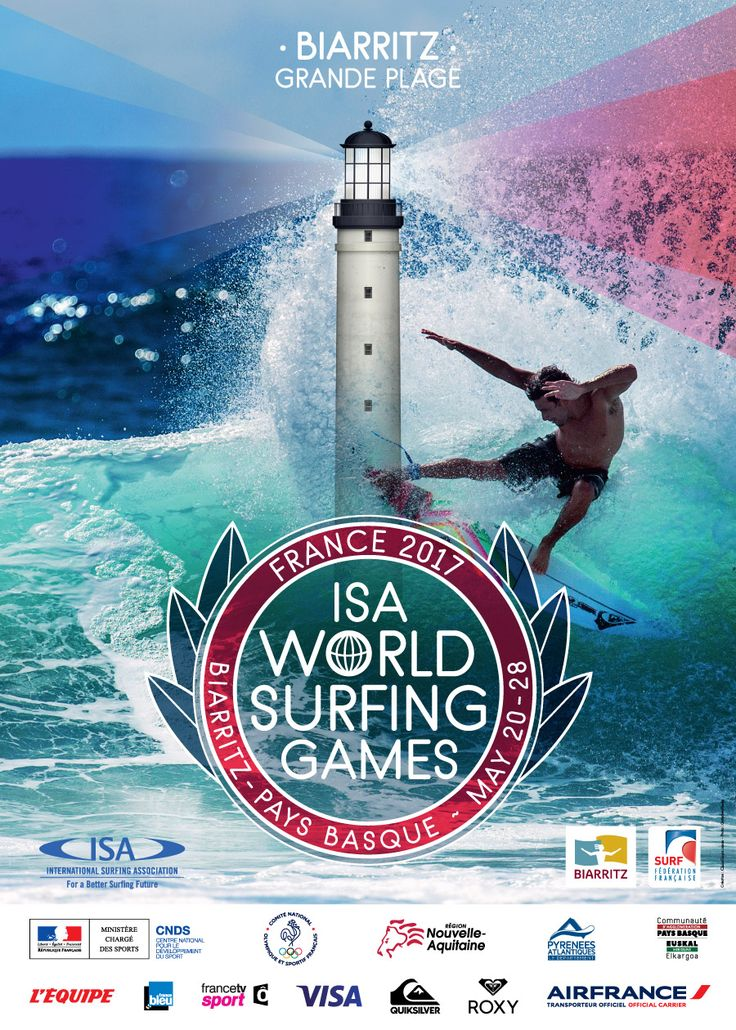 ISA World Surfing Games 2017, an event by #Quiksilver e #Roxy