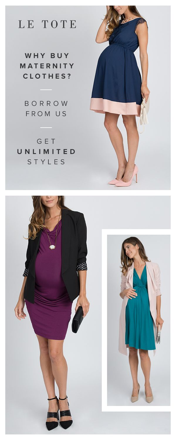Look stylish without having to shop! Get 5 maternity items in every box for only $69 per month. Free priority shipping both ways.