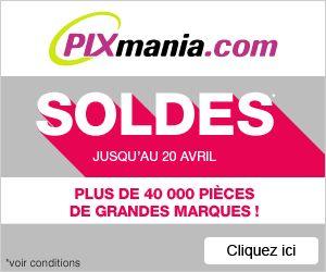 Pixmania Vente sur Internet d'électronique à prix discount  Pixmania.com vous propose plus de 45000 références en photo, caméscopes, TV/vidéo, son, mobilité, l'électroménager, téléphonie mobile et tout l'informatique et harware liv... #Pixmania